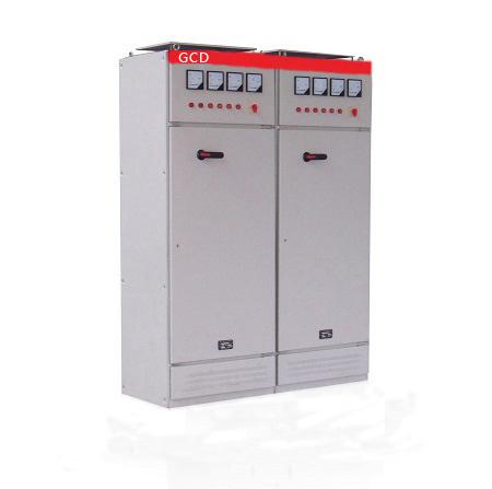 GGD交流低压配电柜高低压开关柜